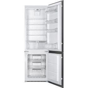 Frigorifero | Universale | Combinato | Incasso | Posizione cerniera: Destra | Bianco | Frigorifero Ventilato | Freezer No-Frost | A+