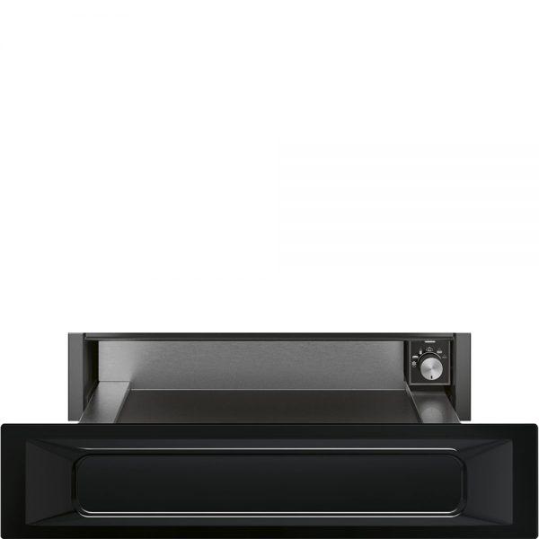 Cassetto Riscaldante Nero VICTORIA